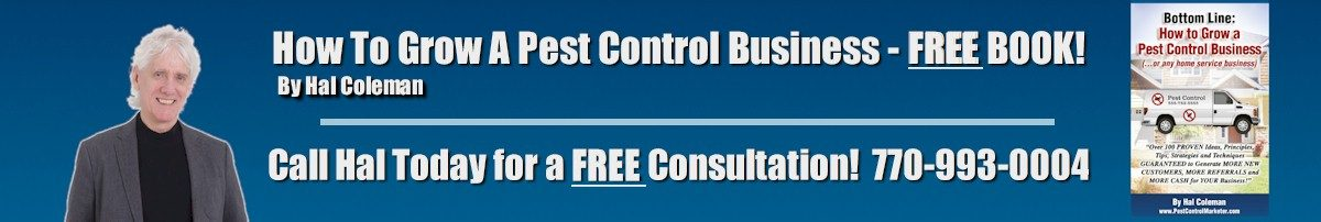 How To Grow A Pest Control Business